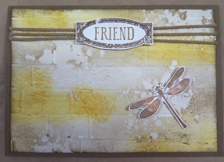 Gorgeous Grunge resist card zena kennedy independent stampin up demonstrator,