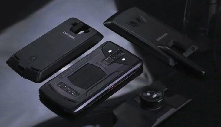 los módulos del DOOGEE S90
