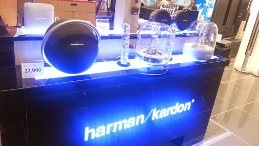 Beautiful sounds from Harman's wireless speakers