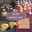 My First Pinterest Party