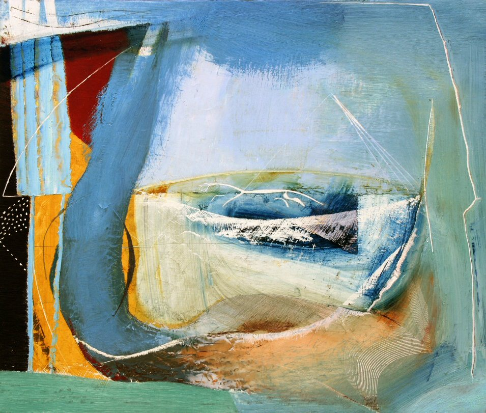 Exposition Art Blog Peter Lanyon Abstract Landscape