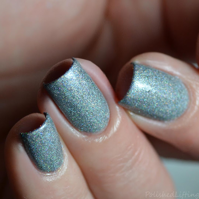 loose holographic nail powder