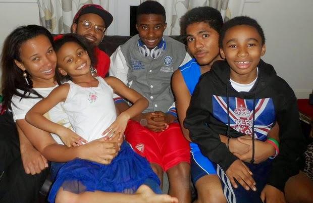 ibinabo fiberesima children