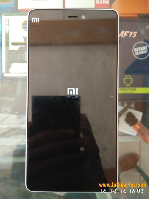 Xiaomi Mi 4i Bootloop (Hang di Logo MI)