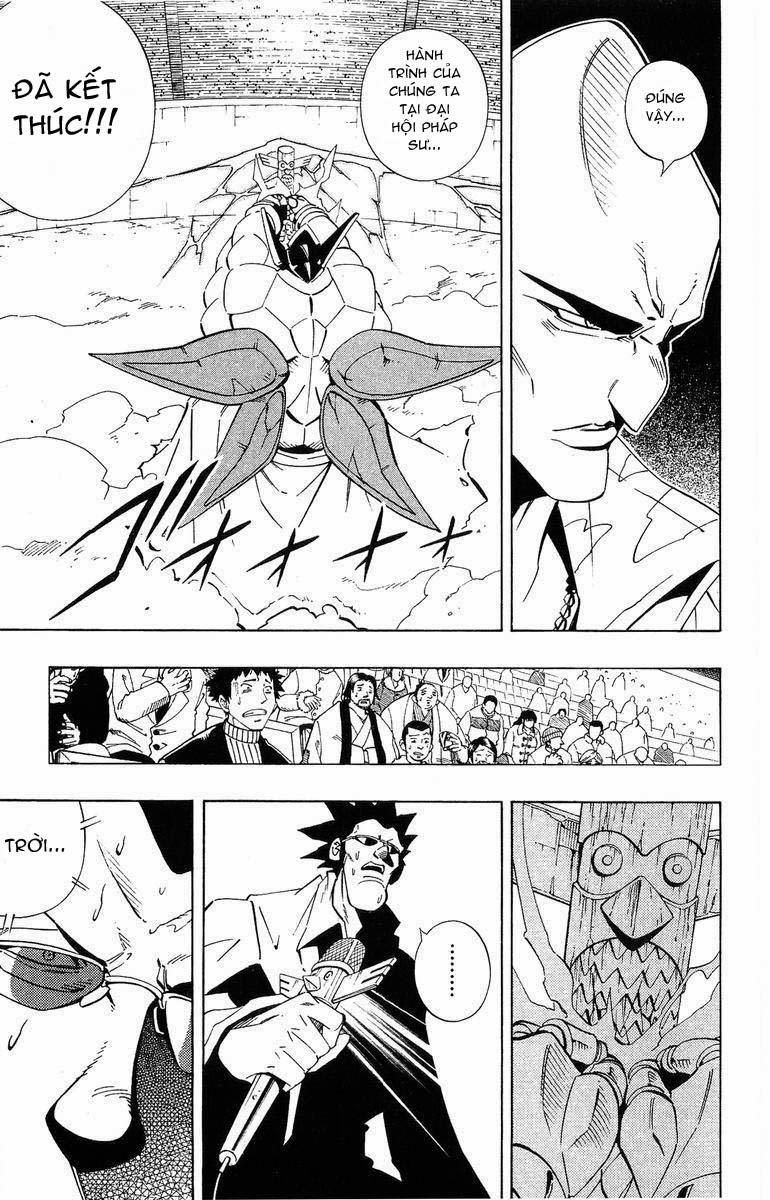 Shaman King [Vua pháp thuật] chap 223 trang 3