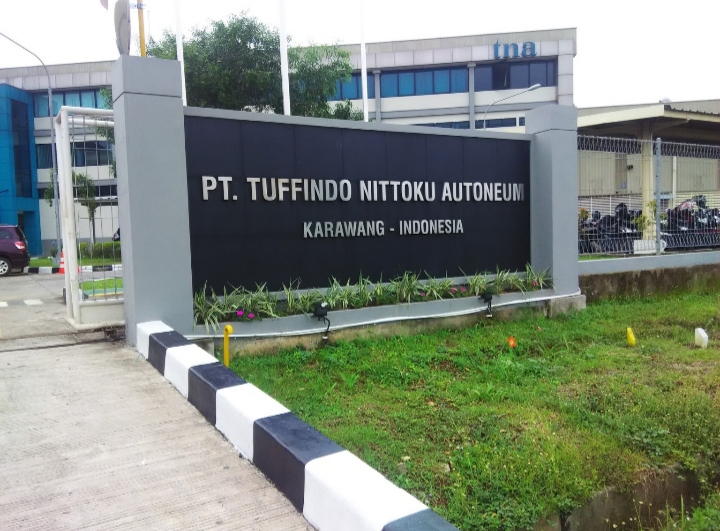 Lowongan Kerja PT. Tuffindo Nittoku Autoneum Terbaru Januari 2019