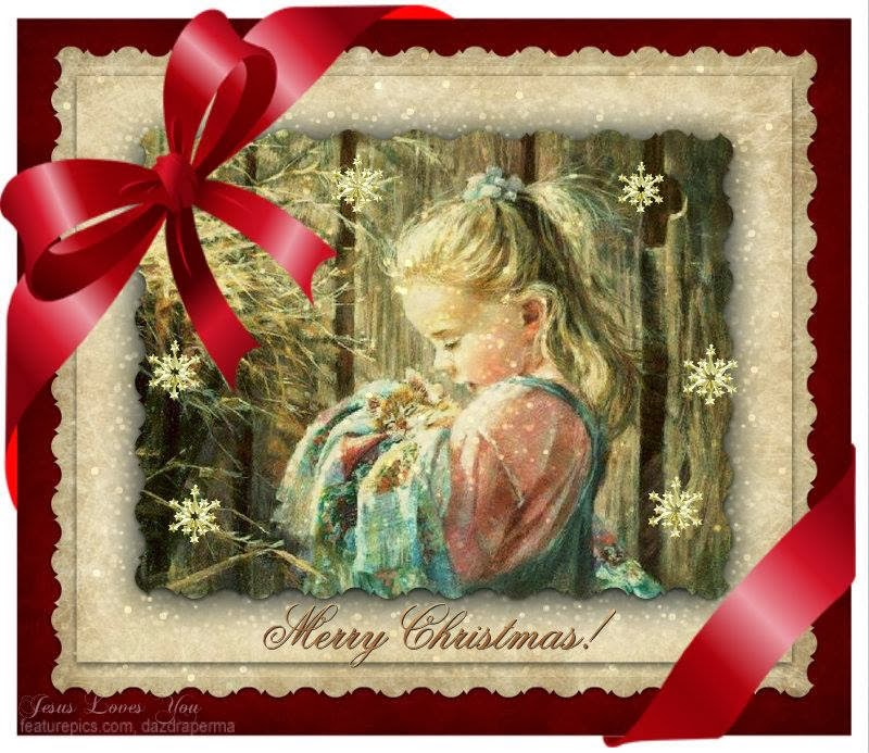 Christian Images In My Treasure Box: Christmas Cards And ...