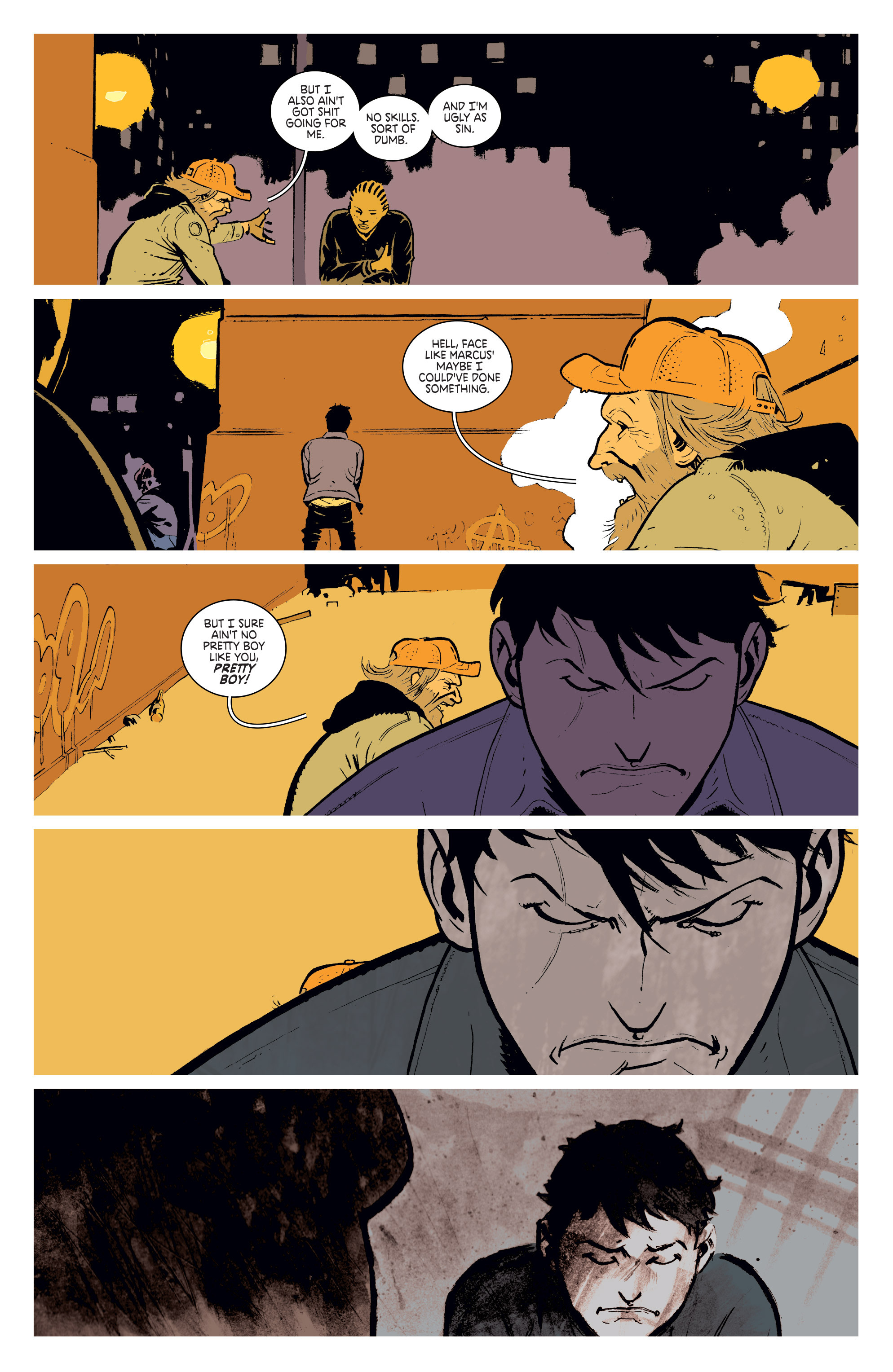 Read online Deadly Class comic -  Issue #3 - 20