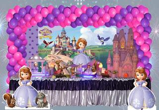Decoração para você Fazer em Casa Com Balões para sua Festa de Aniversário.