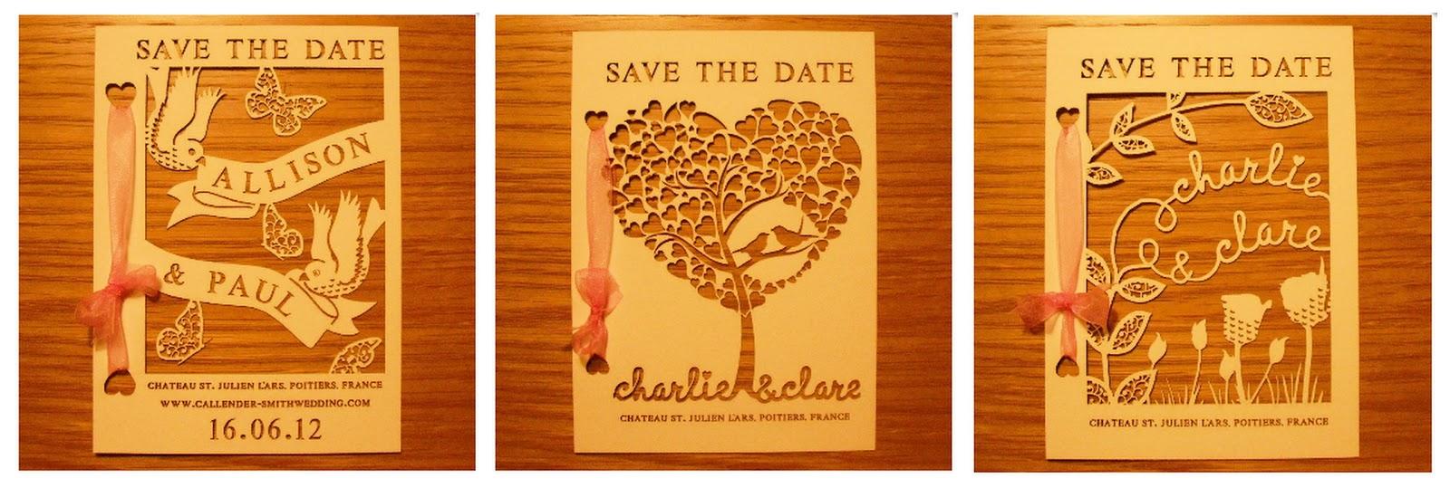 Laser Cut Wedding Invites: Magical Laser-Cut Wedding Invitations