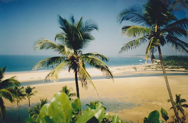 Querim Beach Goa
