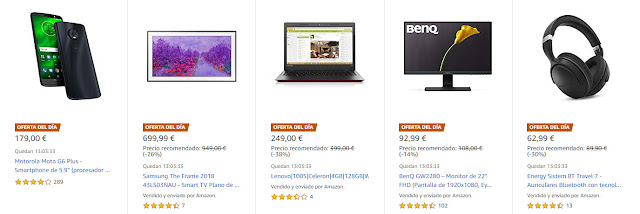 ofertas-11-febrero-amazon-6-ofertas-del-dia-y-4-flash
