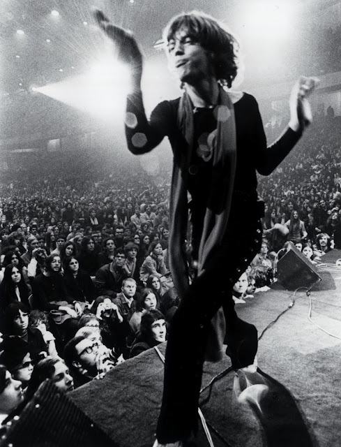 Mick Jagger style 1969