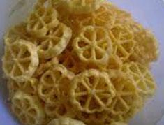 Resep makanan indonesia kue kembang goyang spesial (istimewa) praktis mudah renyah, legit, sedap, enak, nikmat