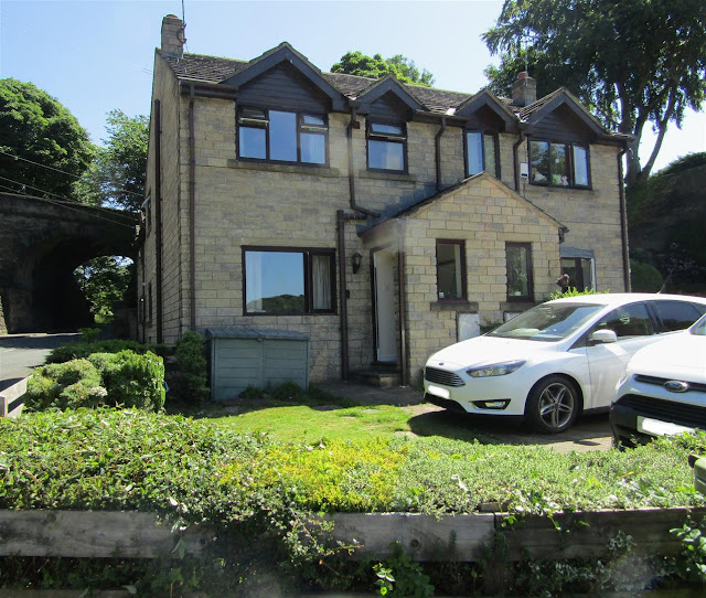 This Is Huddersfield Property - 2 bed terraced house for sale Victoria Close, Berry Brow, Huddersfield HD4