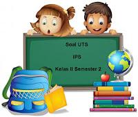 Soal UTS IPS Kelas 2 Semester 2 plus Kunci Jawaban
