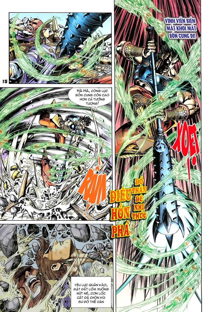 Đại Đường Uy Long chapter 79 trang 22