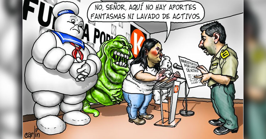 Carlincaturas Viernes 31 Marzo 2017 - La República
