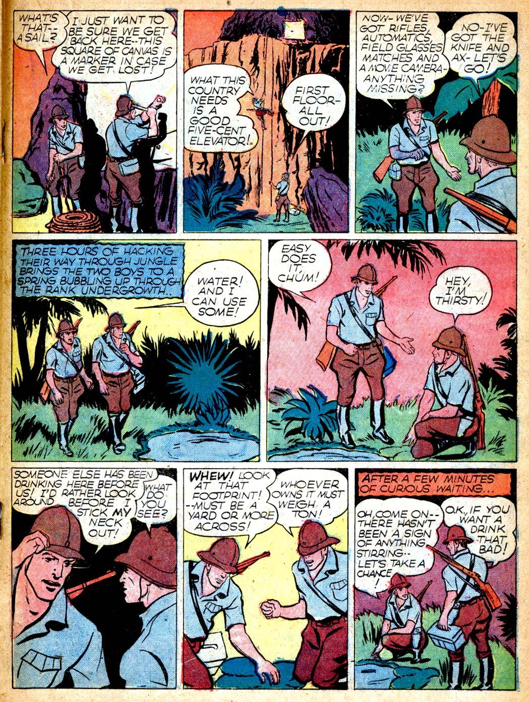 Read online All-American Comics (1939) comic -  Issue #9 - 35