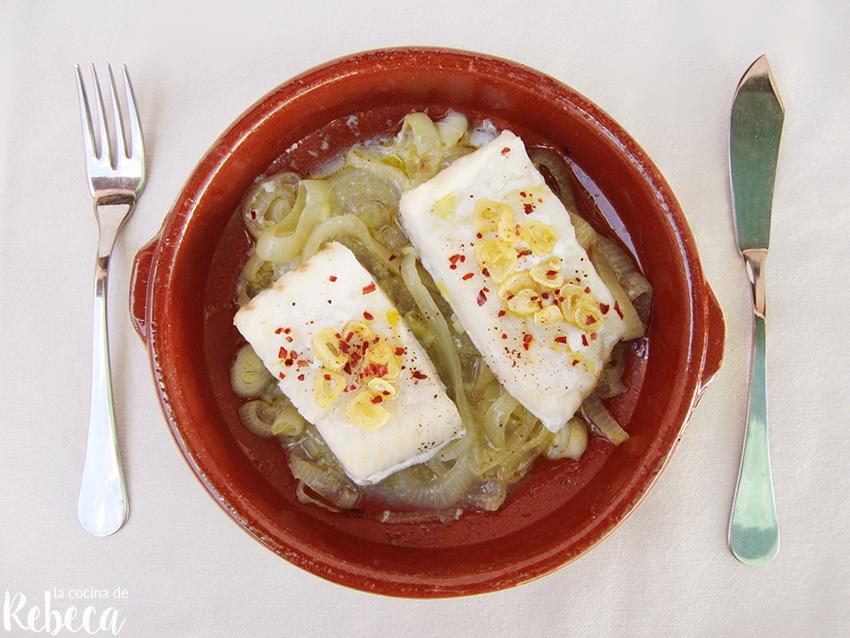 La Cocina De Rebeca Bacalao Al Horno
