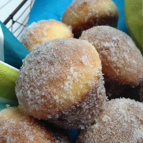 Übernacht-Ofenberliner-Muffins