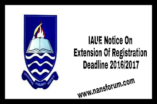 Image for IAUE Logo