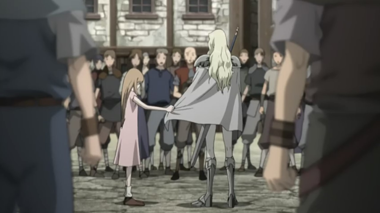 Claymore – Episodio 05