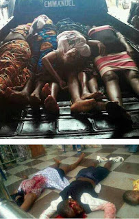 More Than 10 Worshippers Dead As Un Identified Gun Men Invade Catholic Church In Anambra 15