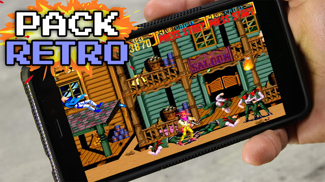Pack De 5 Juegos Arcade Retro Para Tu Dispositivo Android Tiger