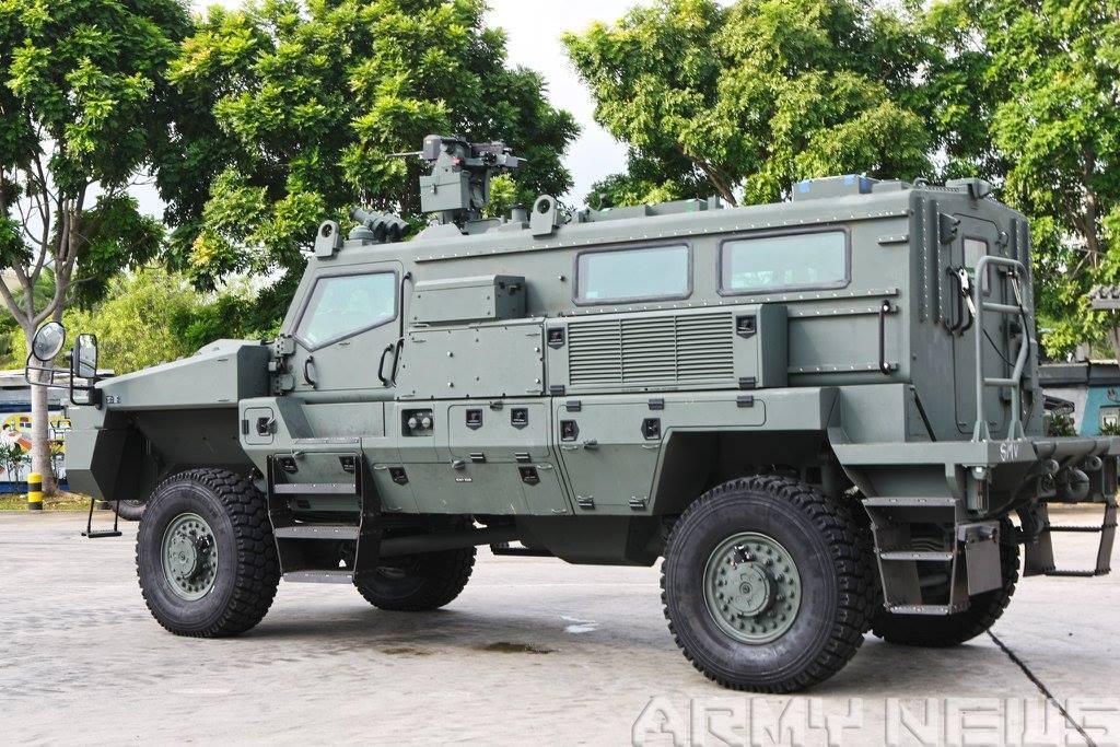 defense studies singapore preps paramount marauder for 2017 rollout
