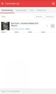 Vidmate – HD Video & Music Downloader v3.6207 APK is Here !