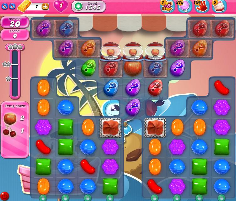 Candy Crush Saga 1545