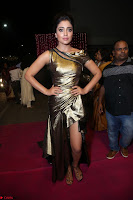Shreya Saran in Skin Tight Golden Gown ~  Exclusive 063.JPG