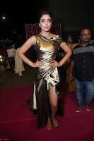 Shreya Saran in Skin Tight Golden Gown ~  Exclusive 063.JPG