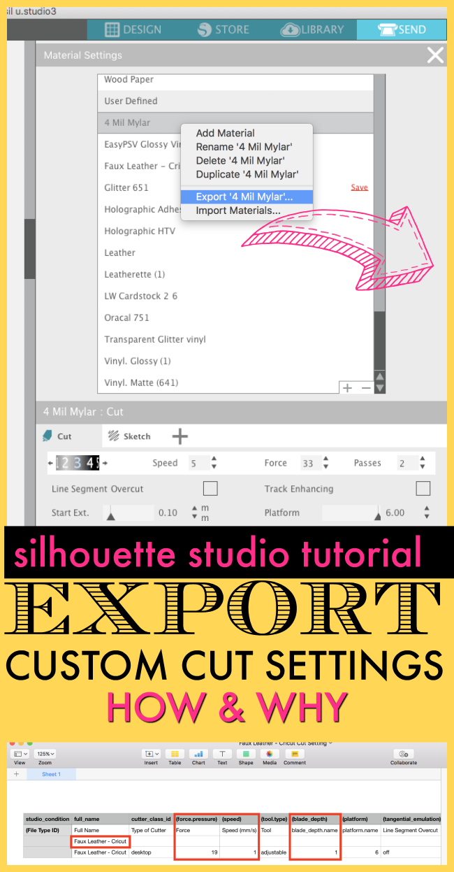Silhouette Studio Software tutorials, Silhouette Design Studio tutorials, silhouette tutorial, how to use silhouette studio, studio, silhouette studio