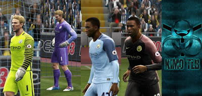 PES 2013 Man City Kits 2016-17 v2 By KIMO T.L.B 19