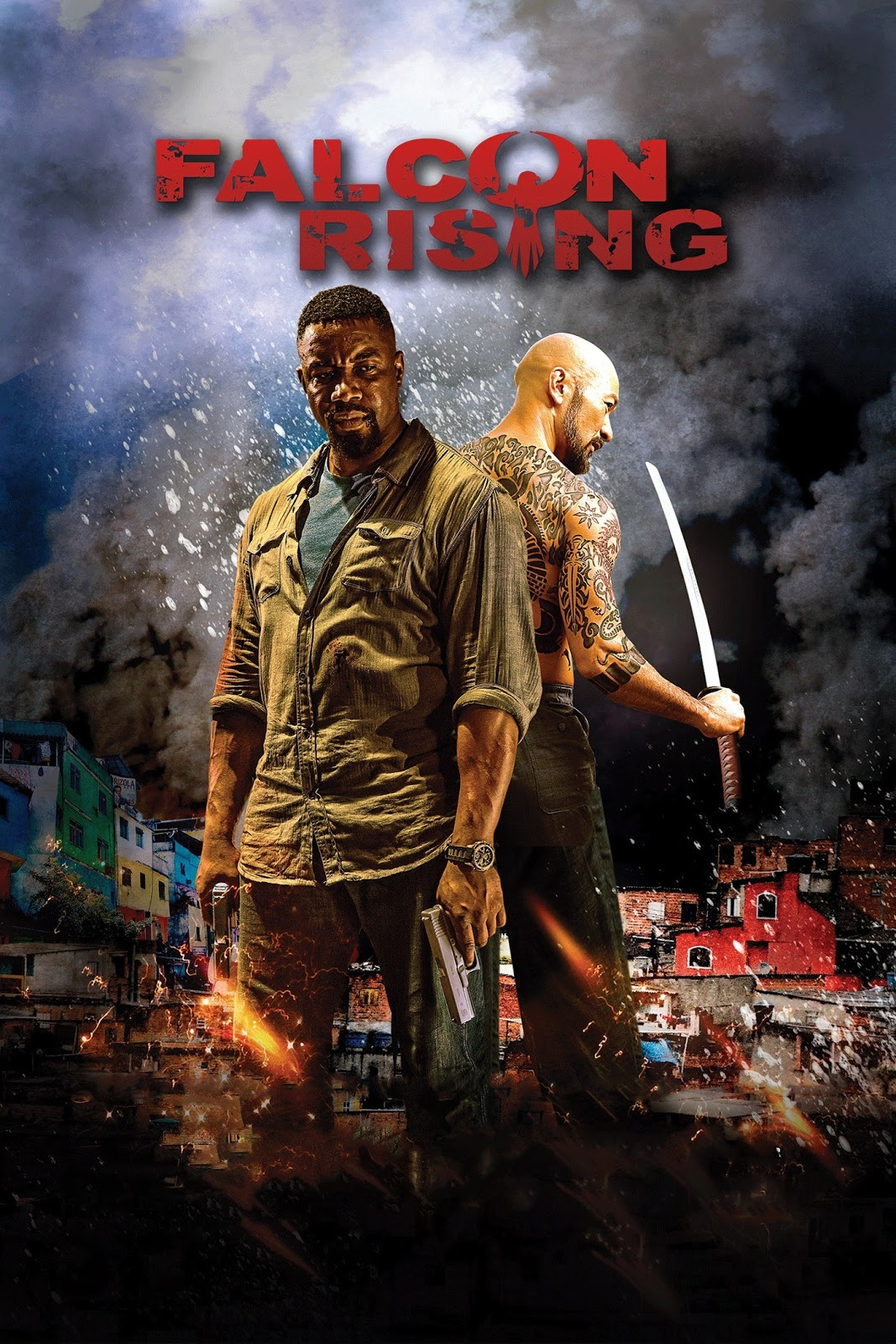 Falcon Rising 2014 - Full (HD)