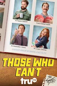 Those Who Can't Poster