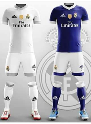 Kit Dls Real Madrid Fantasy | dls 16 fts 15 real madrid kit 2017