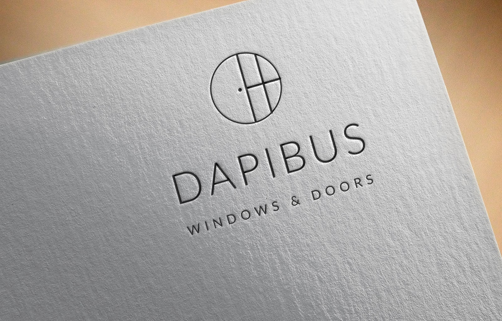 Windows & Doors Logo Idea