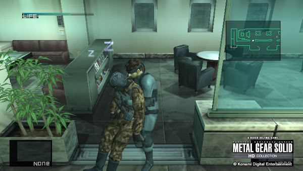 Metal Gear Solid HD Collection (USA) [NoNpDrm] PS VITA Screenshots #3
