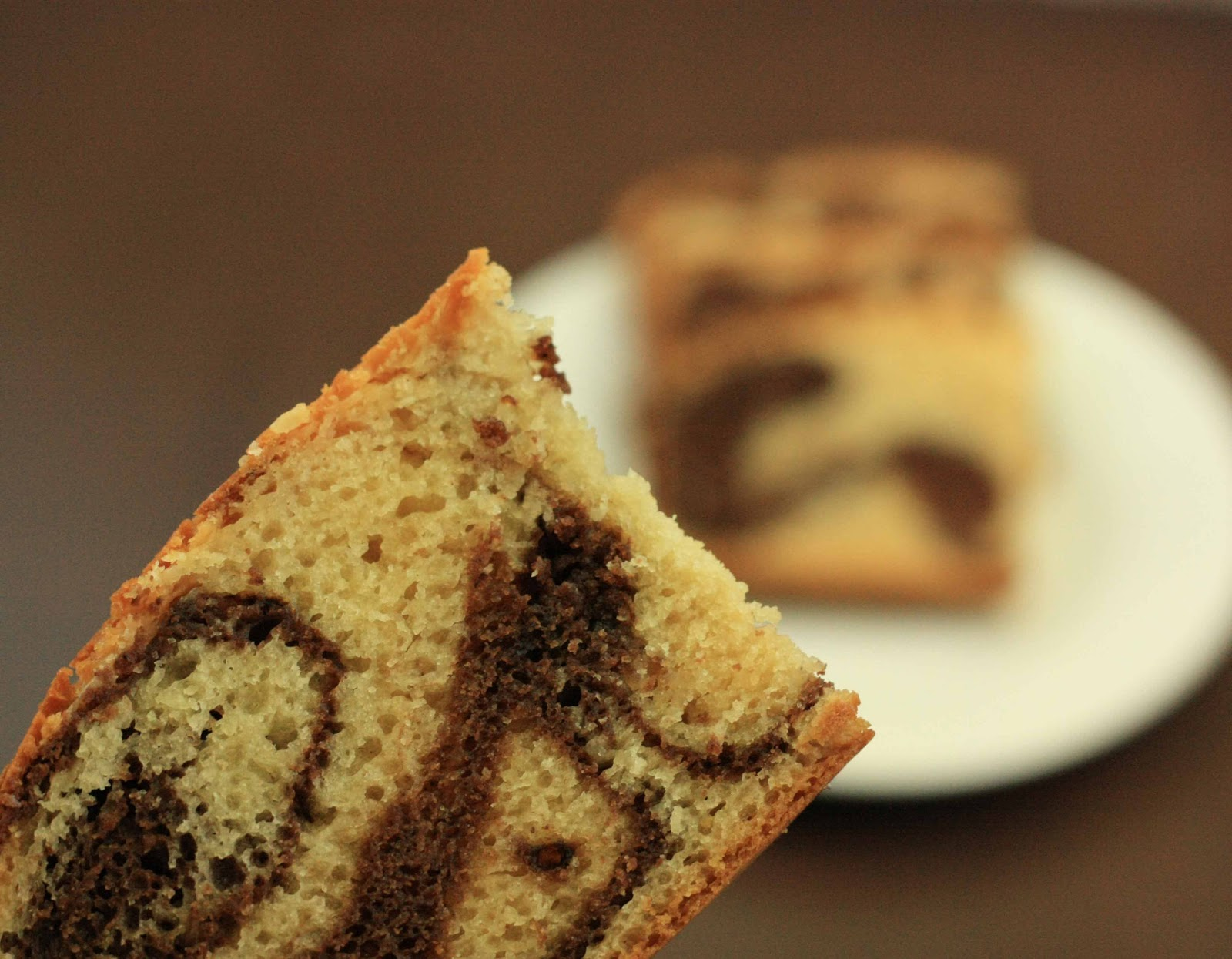 Marble Cake Recipe With Cocoa Powder