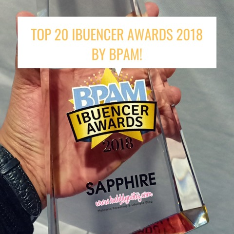 Top 20 IBUENCER AWARDS 2018