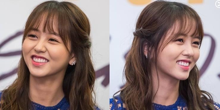 Phim Kim So Hyun xinh đẹp không góc chết tại buổi tuyên truyền phim-2016
