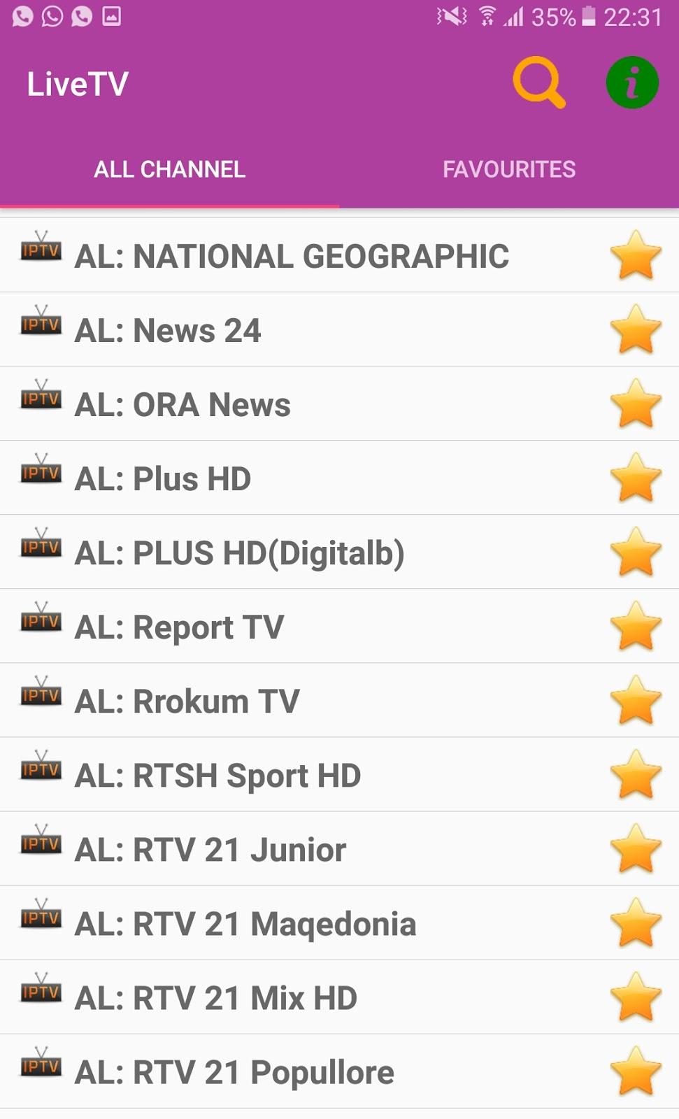 Quality Arabic tv Apk Free