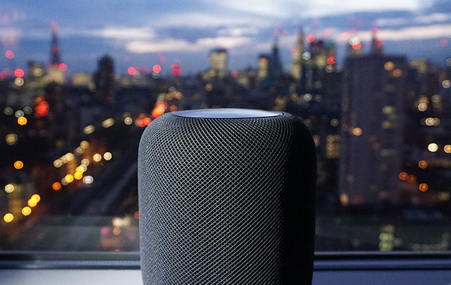 HomePod reinvents music in the home