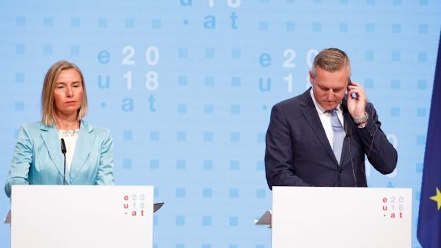 Πρόταση της Αυστρίας: Στρατός των χωρών-μελών στα σύνορα της Ευρώπης…