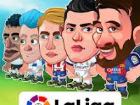 Download Head Soccer La Liga MOD APK v4.2.0 Terbaru 2018