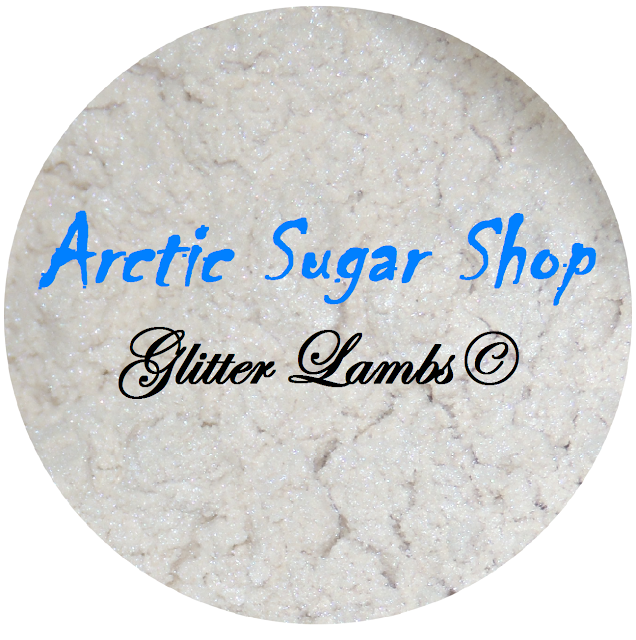 Arctic Sugar Shop-Delicious Pigments: Mica Powder Pigments by Glitter Lambs