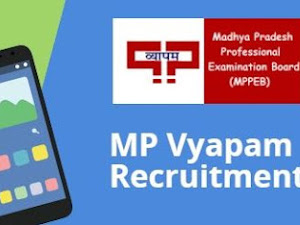MP Vyapam Recruitment 2018 for 17000 High School Teacher Posts Notification Issued